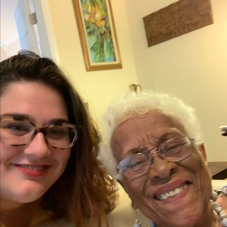Part 2 of the interview with my 96-year-old Haitian grandmother, Laura