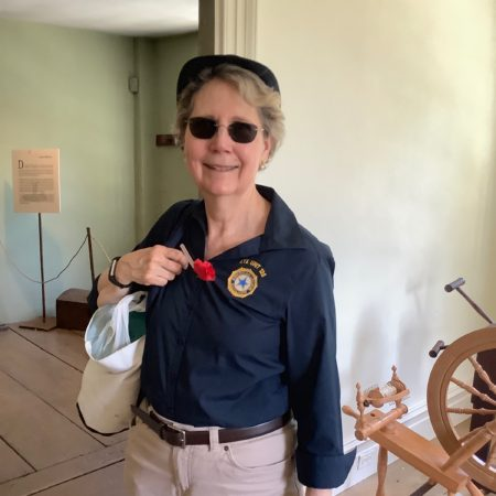 Interview with Nancy Collins, a daughter of a ww2 veteran