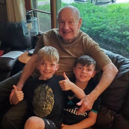 Grandpa Klatte