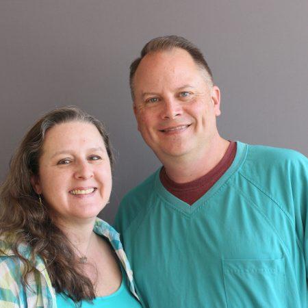Robert Loftis and Sarah Loftis