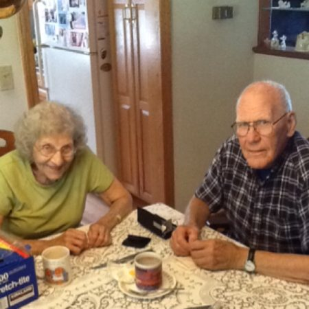 Grandma and Pop