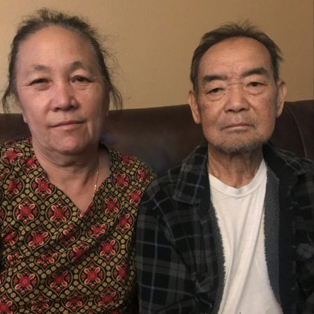 Interviewing my grandparents
