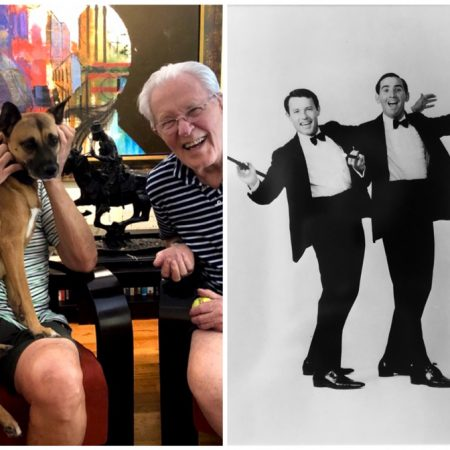 The adventures of Bill and Barry : two old Queens in Ft. Lauderdale and their life in showbiz on land and sea