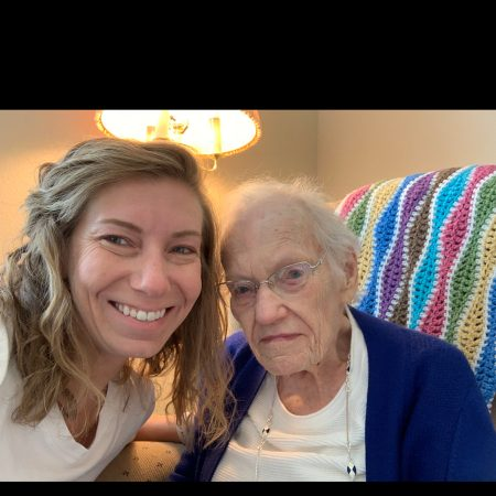 My 101 year old grandmother