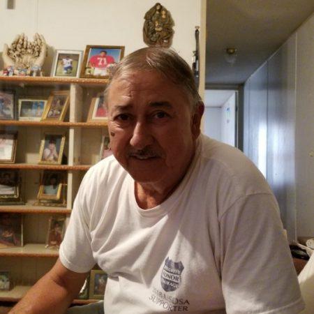 Grandpa Luis Zaragosa