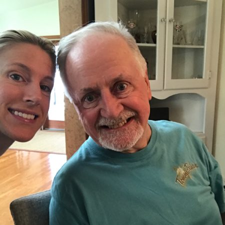 Father's Day 2019: A muggy day