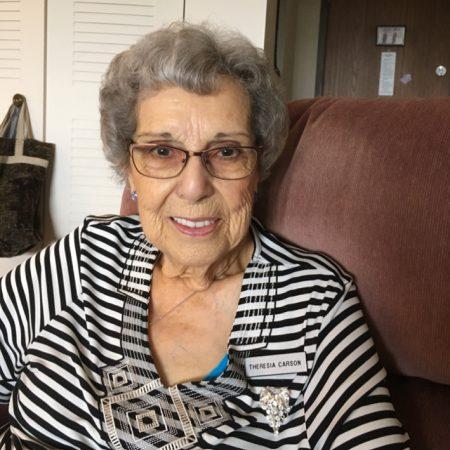 Grandma Carson part 2 of 2