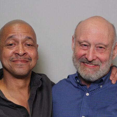 Richard  Harris and Edward Hall