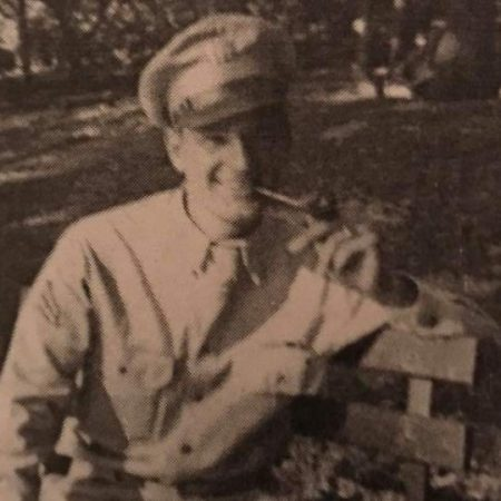Richard Brohm on WWII