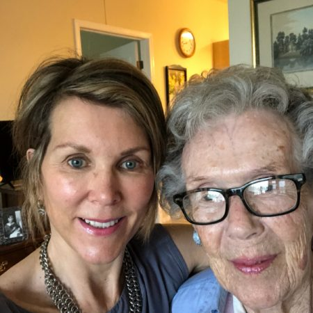 Patricia Scheel Crary, age 97. Interviewed by Margaret Benedict Crary 7-04-2019