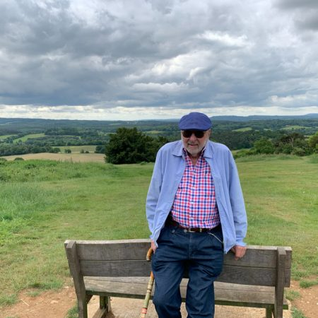 Ralph Samuel reflects on his 88 years