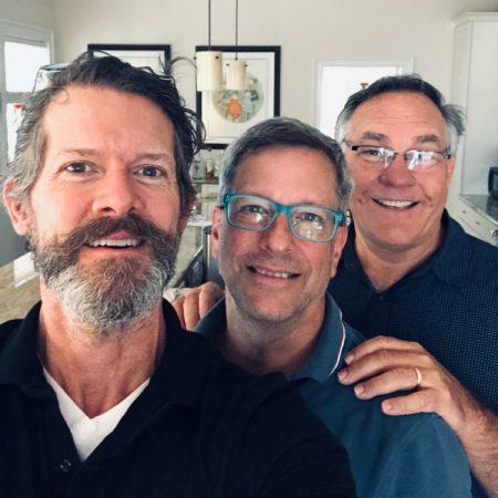 Joe, Paco and Robert