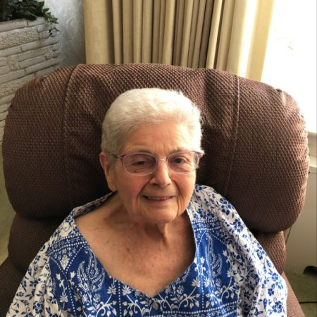 Interview with 85 year old Ann Gibbons