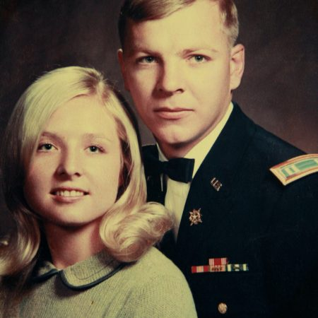 """Cold War Army-Brat, Captain John Norris, and his """"Forrest Gump life."""""""