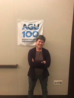 """Our role as geoscientists is to help people understand fragility and power of the world."" an interview with Jackie Caplan-Auerbach"