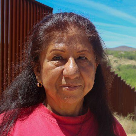 A Woman Providing Life-Saving Aid at the Mexico-Arizona Border Shares Her Story