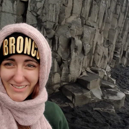 """""""I enjoy knowing that a lot of people do care about [the climate] and they care to learn about it."""" an interview with Shelby Hurst"""