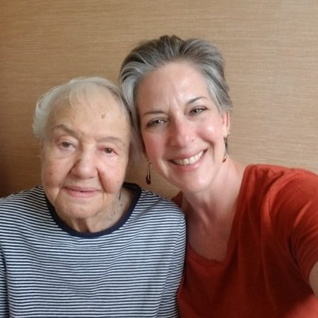 Words of wisdom from a 96 year-old with Aphasia