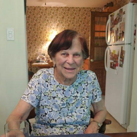 My grandmother at 97