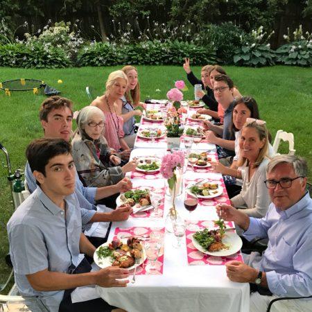 Marian Clarke Droll's family