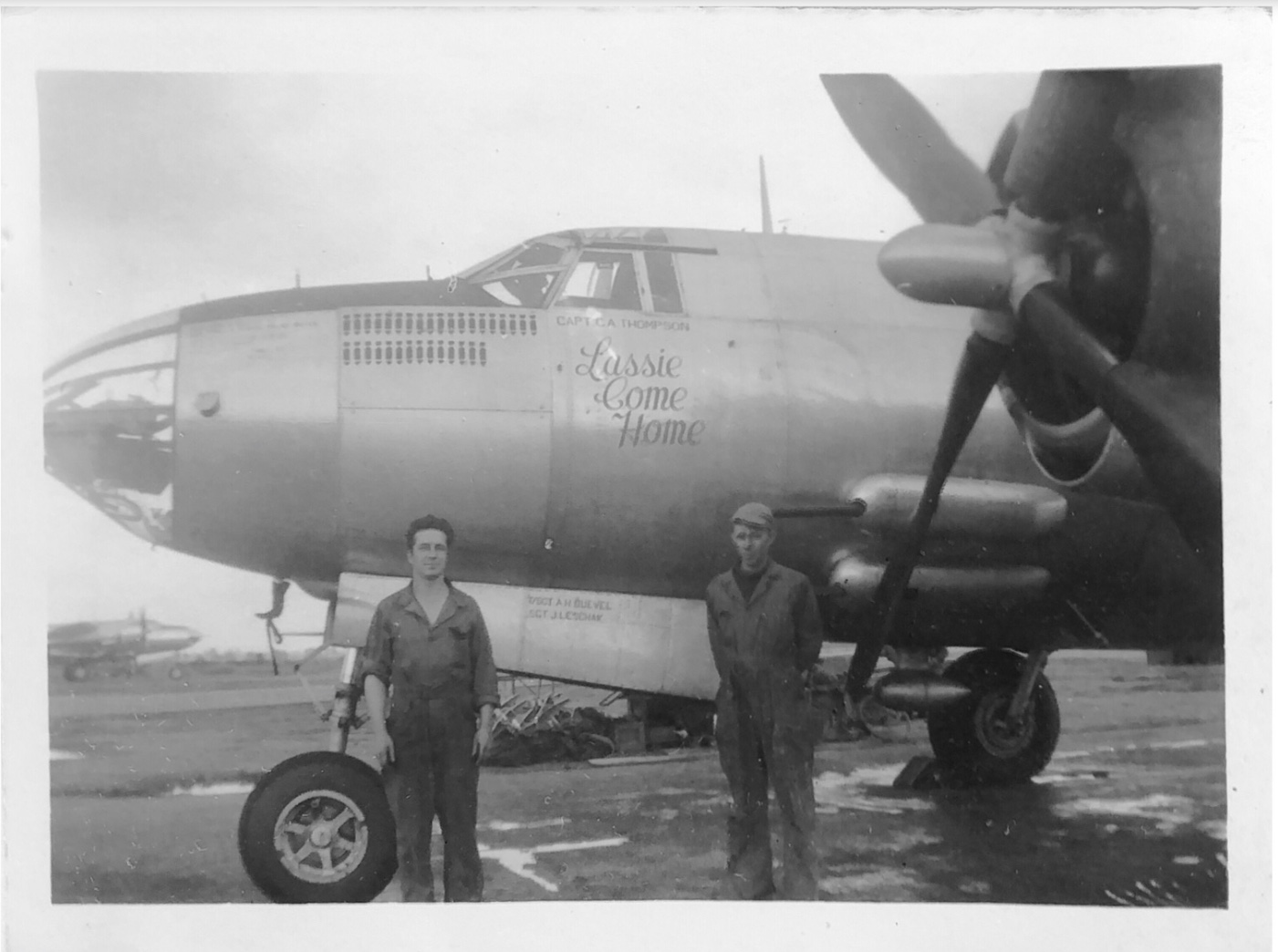 Arnold Duevel: A 101 Year Old B-26 Bomber Crew Chief Remembers WW2