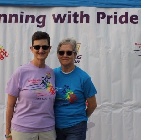 """Part 2: Janice James on her life as a lesbian and the """"LAVENDER AMBASSADOR"""" with Lesbian Lavender Dinner Club in Dayton, Ohio."""