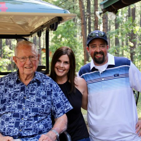 """A conversation with William (""""Bill"""") Schrader - #1 Grandpa and former mayor of Scottsdale & Pres. at Salt River Project"""