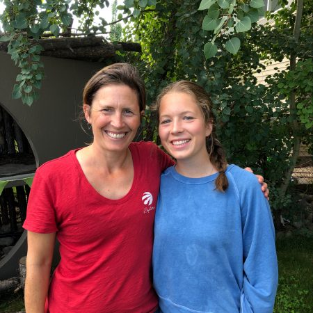 Calgary Waldorf School's Interview with Parent and Alumnus Lesley and Isabelle