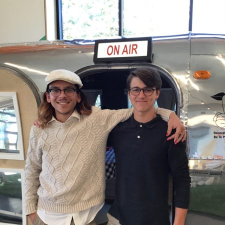 A conversation with Morgan Wilson and Grant Fawcett