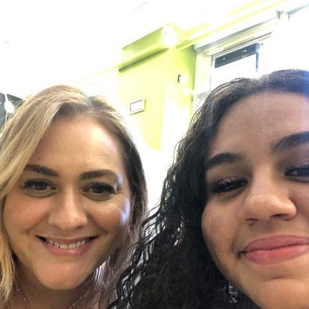 Jennifer Velazquez interviewing 4th grade teacher, Lydia Maisonave. Pt.2