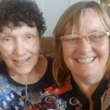 Interview w/ mom, Gale Barney, Violinist Concert Mistress at EAC 60+ years