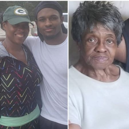 Being a Single Mother, with my Mom & Great Grandmother