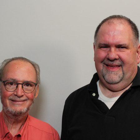 Erett Falkie and J. David Dunagan