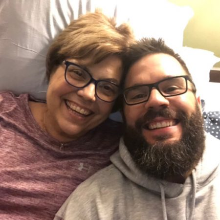 Mom in Recovery from 2nd Hip Replacement