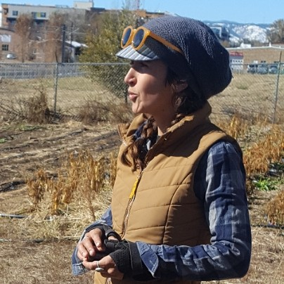 Urban farming with Noelle Trueheart
