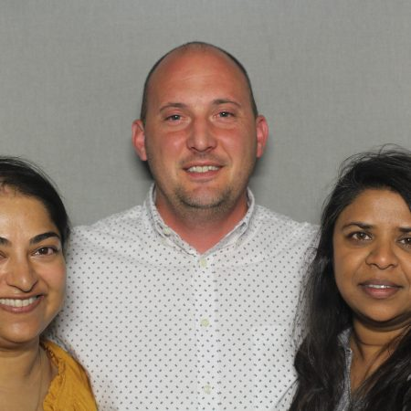 Priti Patel, Phillip Mongeau, and Ann Abraham