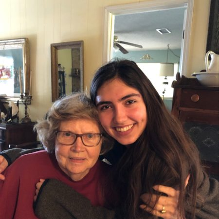 Julia Altamirano talks with Norma Altamirano about growing up during WWII