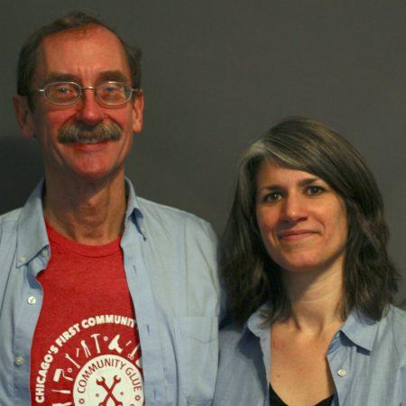 Kenneth Best and Carla Bruni