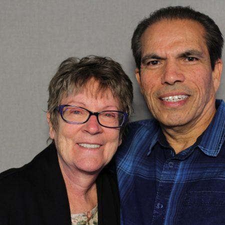 John Lizarraga and Lynn Lizarraga