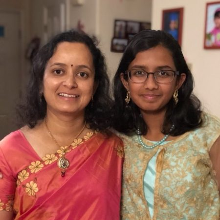 """""""The goat was not eating!"""" -- A lighthearted interview with my mother about her childhood and family in India."""