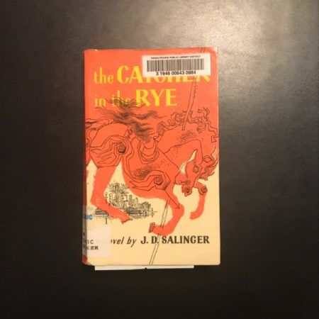 Lit Life: George F. and Frank F. talk about the book Catcher in the Rye