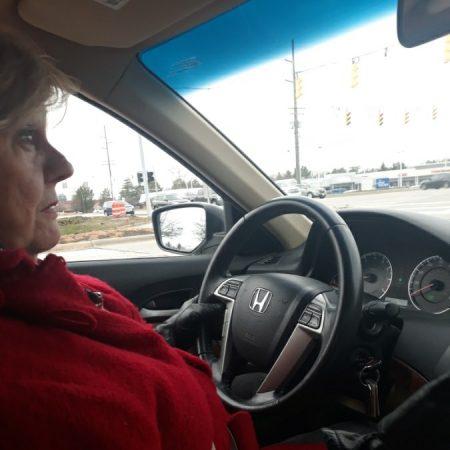 Scotand to America-Grandma(Thelma)
