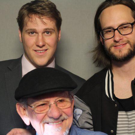 Jason Irr, James Irr, and Thomas Rushin