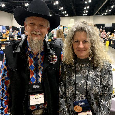 Rick Sutton interviews Deborah Klughers