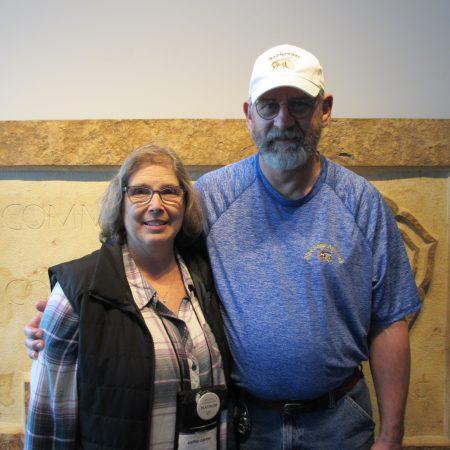 Scott Carter and Cathy Carter