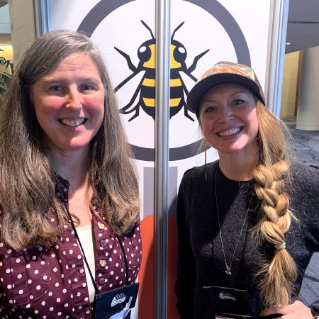Tammy Horn Potter and Sarah Red-Laird