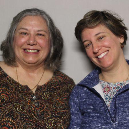 Christa Stern-Lubahn and Caroline Stern