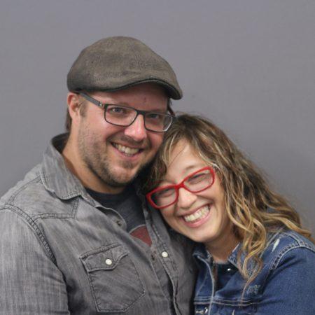 Marisol Rendón and Ingram Ober
