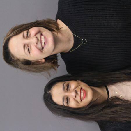 Megan Dickerson and Paola Villaseñor