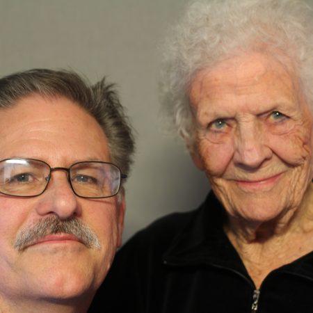 Steven Hennig and Marilyn Hennig